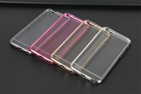 2015 New Products transparent PC phone cover case for iphone 6