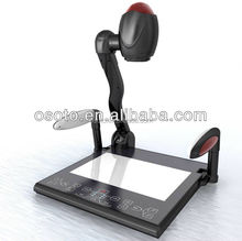 document camera scanner, 1second scan document, book, cards and real objects,visualizer,2.0mp,support max a3,PH-300W