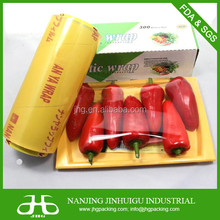 Fresh PVC Cling Film Food Wrapper