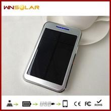 Best Universal Rechargeable Solar Power Bank Charger, Polymer Solar Power Bank, Portable 10000mAh Solar Power for Smart Phones