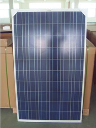Good quality and high efficiency pv solar panel thin solar panel made in China