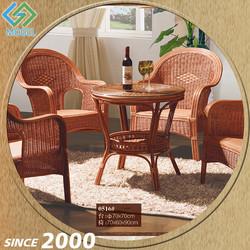 Combination Price Cecureteria Poly Rattan Furniture Coffee Shop