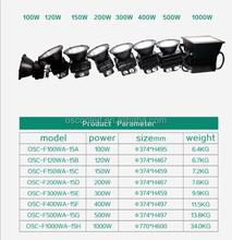 2015 innovative product new products 100W led flood light garden light solar outdoor light