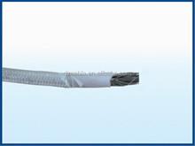 silicone +glass fiber woven +silicone resin coating wire