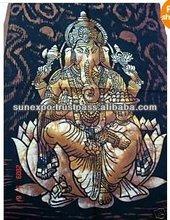 25 India Art Hindu Gods Batik Paintings Wholesale Lot