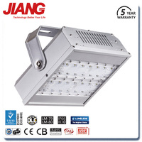 LED Track Light Meanwell LED Driver LUXEON TX Luminous Source 5 Years Warranty IP66 CE ROHS Approved