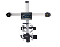 Very good stability and repeatability Super value high-precision 3D wheel alignment