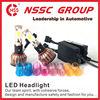LATEST High Power Steady Performance Mini LED Headlight H1 LED Projector Lens
