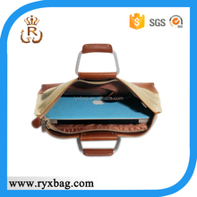 14 leather laptop bag