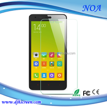 Easy install 9H bubble free tempered glass screen protector for Xiaomi