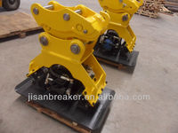 10 ton excavator compactor,vibrating plate compactor