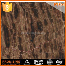 High-end quality indoor stone marble coffee wooden
