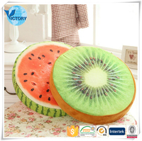 2015 Hot Sale Creative Fruit Outdoor Round Bed cushion