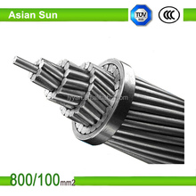 All Aluminium Conductor (AAC Bare Conductor) DIN 48201 Overhead Wire Cable