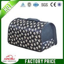 Bergan Comfort Carrier Soft-Sided Pet Carrier, Large, Black