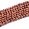 Alibaba hot sell 10mm semi precious seed beads,Goldstone round loose stone beads strand at factory price
