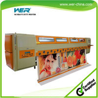 5m large format printing plotter/ printer solvent based; WER-S5308