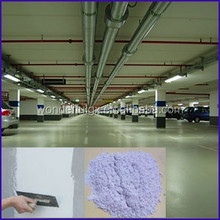 Wall Putty powder for underground parking
