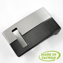 Best quality zinc alloy 30mm mens clip italian belt buckle in Taiwan