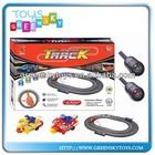 2014 venda quente 1:43 180cm trilho elétrico da motocicleta brinquedos para as crianças