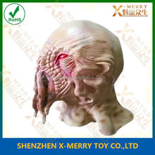 X-MERRY Scary Animal Ood Costume Mask Halloween Adult mens Fancy Dress Carnival Party Mask