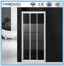 China supplier three panel sliding glass door