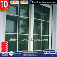 Thermal Break Aluminum Sliding Doors with Mosquito Net