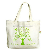 2015 fashion high quality shopping cotton bag