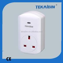 [TEKAIBIN] TZ68G z-wave wall switch smart socket automatic transfer switch automation system electrical switch socket