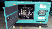 guangzhou factory price sale 20KW power silent electric diesel 2.2 kva diesel generator silent