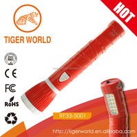 Long distance ABS Strong Hunting Flashlight Powerful Light Rechargeable Led Torch