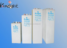 12V-100Ah OPzV series Tublar Flooded Gel Battery Valve Regulated Lead Acid Battery for Solar Energy System and Telecommunication