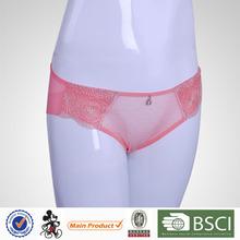 Venta caliente Sexy ropa interior transparente para las niñas fabricante