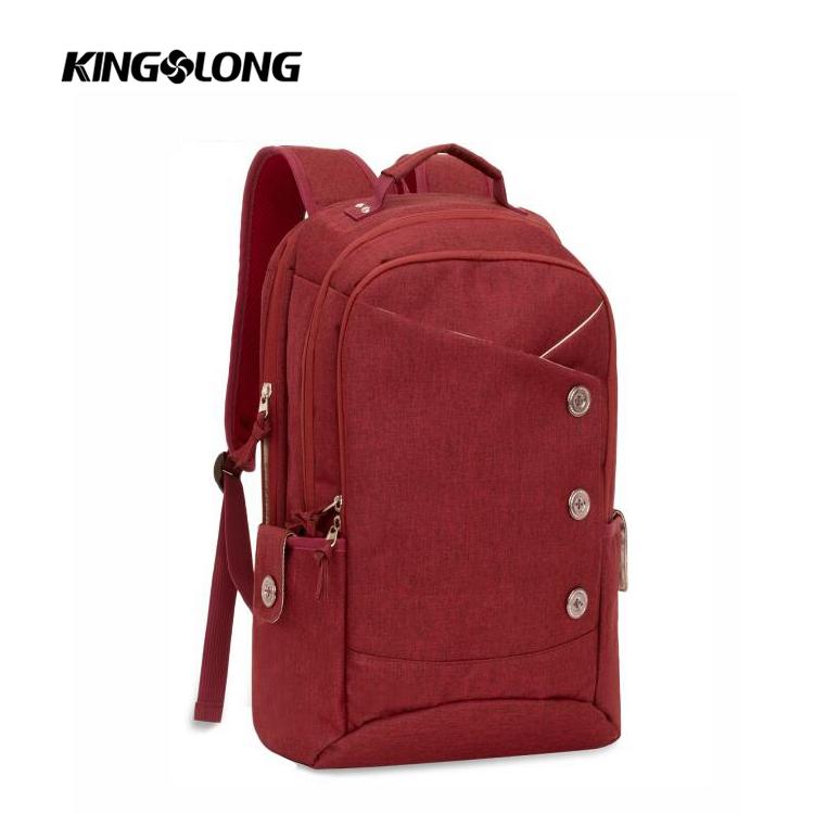 <span class=keywords><strong>Célèbre</strong></span> marques sac à dos dames élégantes rouge nylon personnalisé dames sac d'ordinateur <span class=keywords><strong>portable</strong></span>