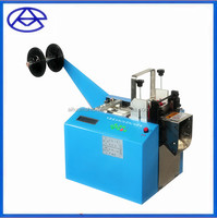 AM-C100 automatic cutting machine for pvc pipe for cable for fabric