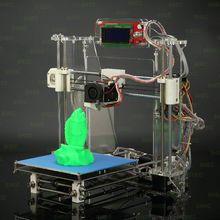 3D Printer rgb led 3d design t-shirts