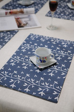 Leaves Place Mat Table Mat, Place Mats/dish Mat/table Runnerwith Many Designs