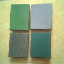 Green color wearable resistant floor coating for industry construction