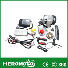 From China Electric tricycle / rickshaw conversion kit 48V 800W for India