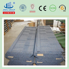 cheap metal and zinc aluminum roofing sheet / stone coated steel roof tile Factory