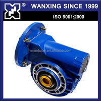 VF Series Aluminium Alloy gearbox /Worm Gear Reducer / Gearbox for Trowelling Machine