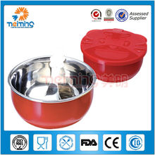 mail order can accept salad bowl for camping/school