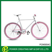 high speed bicycle single speed fixed gear bike