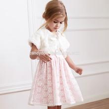 Bebé frock designs 2013 vestido de algodón de los bebés visten