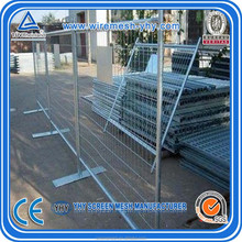low price products galvanized Temporary Fence