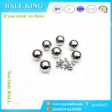 aisi 304 25mm 9/32 63.5mm casting or forged utility grade steel ball for bearing