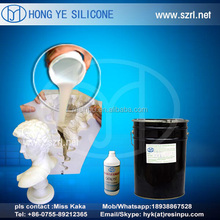 liquid silicone rubber for concrete molds