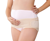 D05 good gift three colors Maternity Belly Belt Back Brace Pregnancy Support