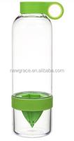 China factory price sport drinking bottle orange juice bottle lemon juice bottle