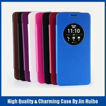 Leather Flip Case For Asus Zenfone 6 Leather Phone Case For Asus Zenfone 6